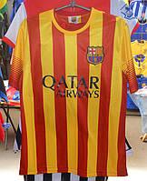 Футбольна форма Барселона виїзна ( без номера)
