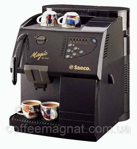 Аренда кофемашины Saeco Magic Deluxe