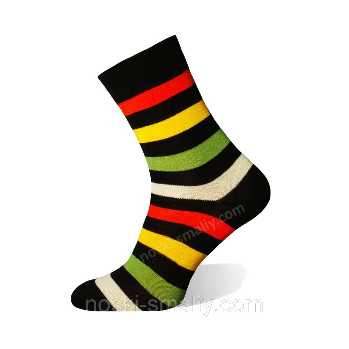 0a2bd33784963 Мужские полосатые носки весна-осень: купить по оптовым ценам от ...