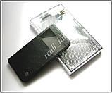 Оригинальный чехол книжка для Xiaomi Mi5s, чехол Nillkin QIN черный эко кожа, фото 5