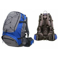 Рюкзак Freerider 35 синий / серый