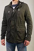 Стильная мужская котоновая куртка