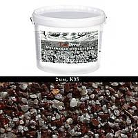 Акрилово-мозаичная штукатурка для стен 13кг