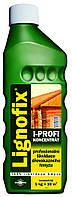 Антисептик для ликвидации насекомых в древесине Lignofix I-Profi (Концентрат 1:4) зеленый 1 кг