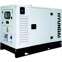 Электростанция дизельная Hyundai DHY-11KSEm + ATS
