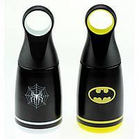 Термос Супергерой с круглой ручкой, фото 1