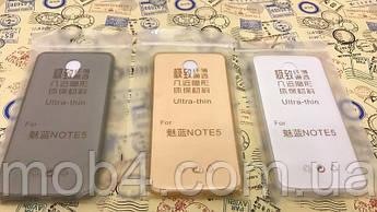 Ультратонкий 0,3 мм чехол для Meizu (Мейзу) M5 Note