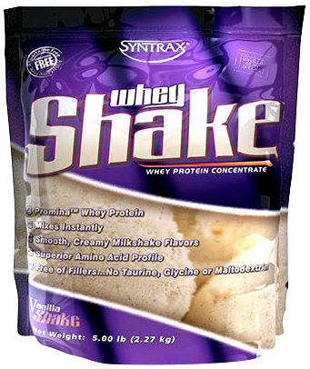 Syntrax Whey Shake 2,3 kg