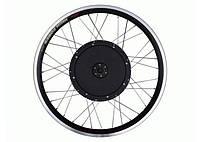 Прямо-приводное мотор колесо 1000 ватт, заспицованное в обод