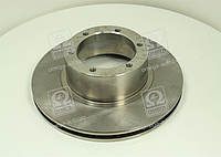 Диск тормозной Газель передний (104 мм) (пр-во ДК)
