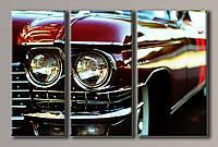 Картина модульная на холсте Cadillac Eldorado
