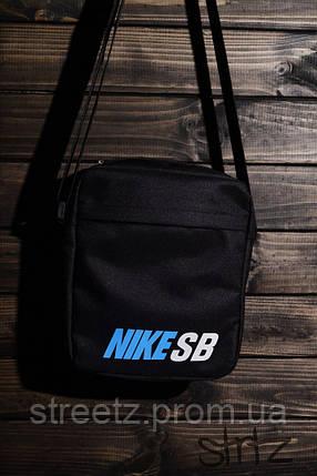 Nike SB Messenger Bag Сумка Мессенджер, фото 2