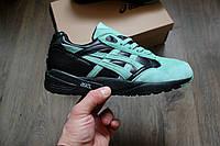 Мужские кроссовки Asics Gel Lyte III мятные. Живое фото! Топ качество (асикс гел лайт)