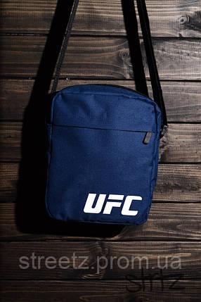 UFC Messenger Bag Сумка Мессенджер, фото 2