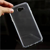 Ультратонкий 0,3 мм чехол для Samsung (Самсунг) Galaxy J5 Prime (прозрачный)