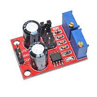 Генератор импульсов сигналов на чипе NE555, модуль для Arduino