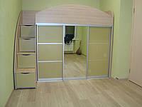 Детские комнаты.Мебель  в Днепропетровске.