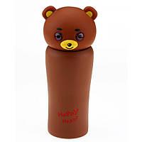 Термос Медвежонок коричневый, фото 1