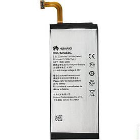Аккумулятор Huawei Ascend P6 HB3742A0EBC, ОРИГИНАЛ