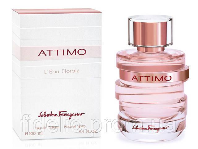 Salvatore Ferragamo Attimo L'Eau Florale 100 ml. Женская туалетная вода