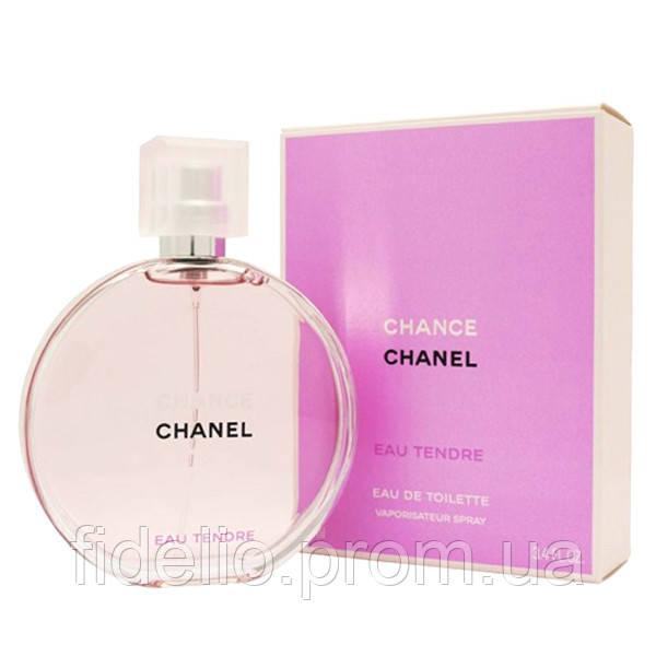 Chanel Tendre 100 ml. Женская туалетная вода