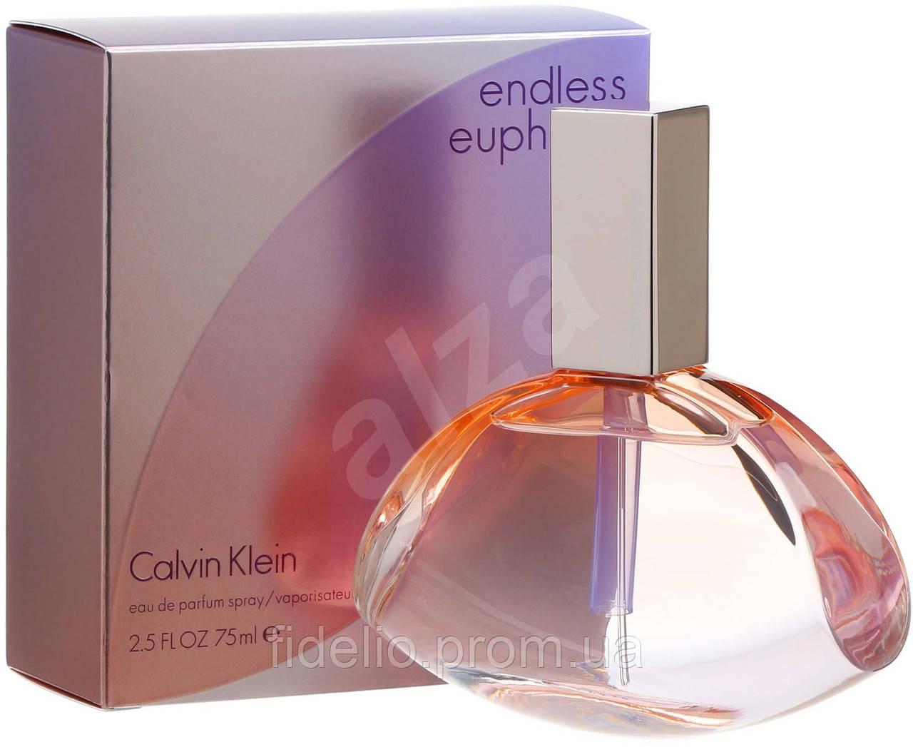 Calvin Klein Endless Euphoria 75 ml. Женская парфюмированная вода