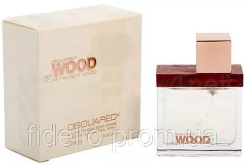 DSquared She Wood 100 ml. Женская парфюмированная вода
