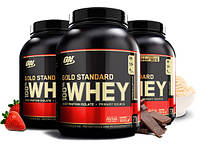 Optimum Nutrition 100% Gold Standard Америка или Европа?