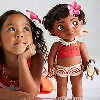 Кукла аниматор Моана ( Ваяна) Малышка Moana Disney Toddler, фото 1