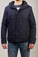 Мужская куртка прямого кроя