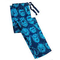 Пижамные штаны мужские S, M Супергерои от Дисней / Marvel PJ for Men Disney