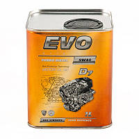 Моторное масло EVO TURBO DIESEL D7 5W-40 1L