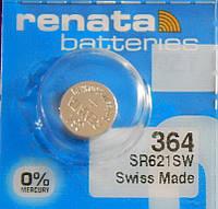 Батарейка для часов RENATA 364 SR621 Япония