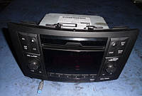 Магнитола штатная под диски CD, RadioSuzuki Swift2010-3910168la1hvw, CQJZ42F2AE, 10R036064 (новая 16г)