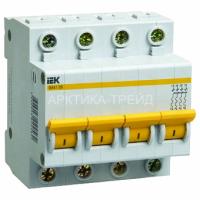 IEK Автоматический выключатель ВА47-29 4P 2A MVA21-4-002-C
