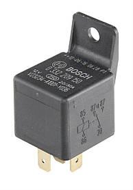 Реле 5-ти контактное универсальное Bosch 12V 30А BO 0332209150