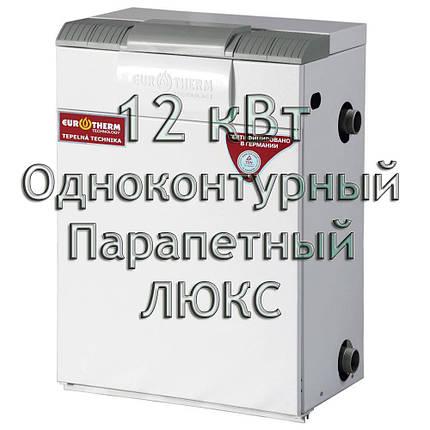 Газовый котел парапетный Колви Евротерм EUROTHERM TSY A (12 CPF B) ЛЮКС, фото 2