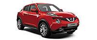 Боковые подножки Nissan Juke (2010-2014)