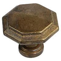 Ручка Bosetti Marella CL 24471.01.038 антична бронза, фото 1