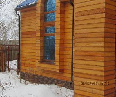 Почему Сибирская Лиственница?