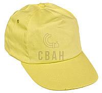 Бейсболка СТАНДАРТ цв.желтый