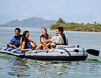 Надувная лодка Intex 68325 Excursion 5 Set