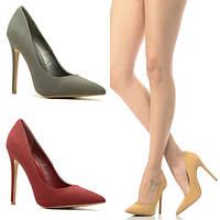Из какого материала выбирать женские туфли