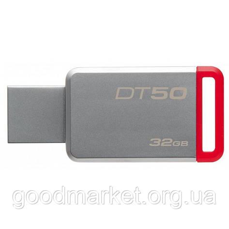 Флешка Kingston 32 GB USB 3.1 DT50 (DT50/32GB), фото 2