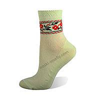 Женские летние носки с узором , фото 1