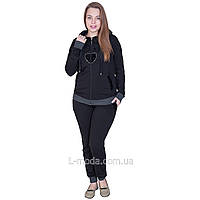 Спортивный костюм женский  трикотаж