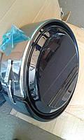 Чехол запасного колеса из хромированой стали обод крышка и замок  265 75 16-  265 65 17- 275 60 18