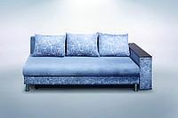 Прямой диван еврокнижка Атлант