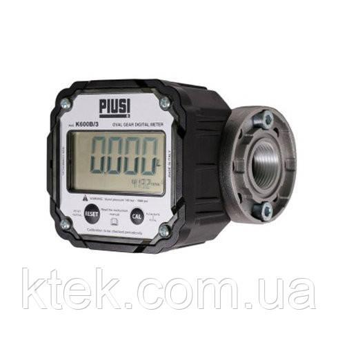 Лічильник для дизельного палива K600 B/3 diesel