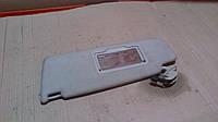 Cонцезахисний козирок з дзеркалом  VW Bora (98-05)   3B0 857 551 E